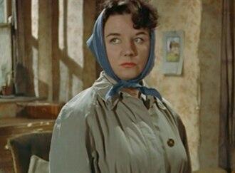 Vida Hope - Vida Hope in Lease of Life (1954)