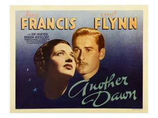 <i>Another Dawn</i> (1937 film) 1937 film by William Dieterle