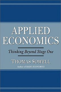<i>Applied Economics: Thinking Beyond Stage One</i>