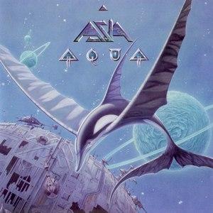 Aqua (Asia album) - Image: Asia Aqua