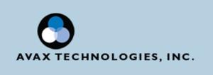 Avax Technologies - Image: Avax Logo