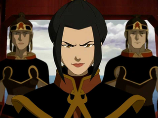 Azula Character in Avatar: The Last Airbender
