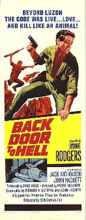 Back Door to Hell - Image: Back door moviep