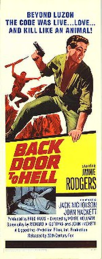 Back Door to Hell - Image: Back door moviep