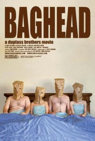 Baghead - Image: Bagheadposter