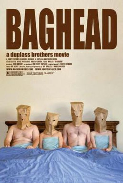 Picture of a movie: Baghead
