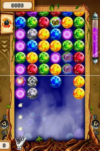 Ball Fighter - Screenshot of Ball Fighter presenting the gameplay