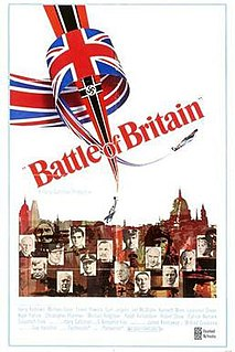 <i>Battle of Britain</i> (film) 1969 film by Guy Hamilton