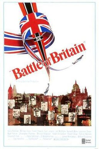 Battle of Britain (film) - American release poster