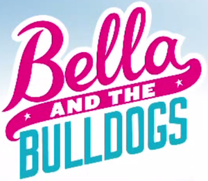 Bella and the Bulldogs - Image: Bellaandthebulldogsl ogo