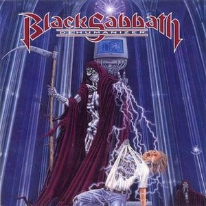 Dehumanizer - Image: Black sabbath dehumanizer