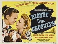 Blonde from Brooklyn