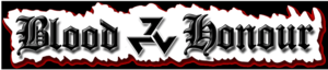 Blood & Honour - Official logo