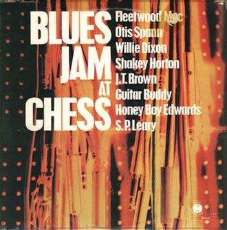 Fleetwood Mac in Chicago - Image: Blues Jam at Chess LP