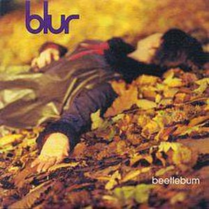 Beetlebum - Image: Blur Beetlebum CD1