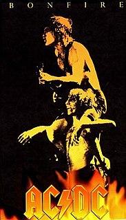 <i>Bonfire</i> (album) 1997 box set by AC/DC