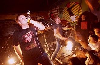 Botch (band) - Image: Botch live