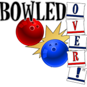 Bowled Over! - Image: Bowled Over Logo