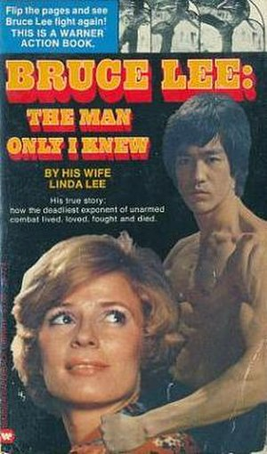 Bruce Lee: The Man Only I Knew - Book cover