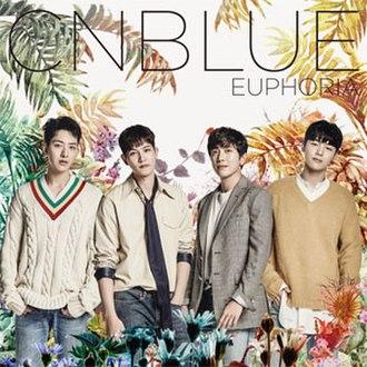 Euphoria (CNBLUE album) - Image: CNBLUE Euphoria