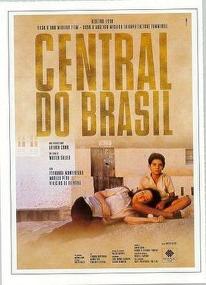 Central Station (film) - Theatrical release poster