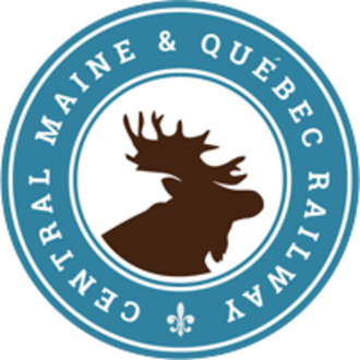 Central Maine and Quebec Railway - Image: Central Maine And Quebec Railway Logo