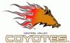 Central Valley Coyotes logo