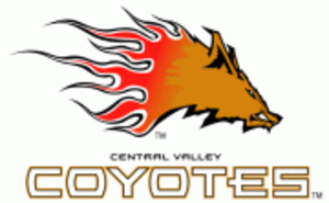 Central Valley Coyotes - Image: Central Valley Coyotes