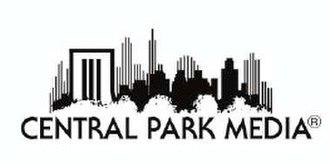 Central Park Media - Image: Central Park Media logo