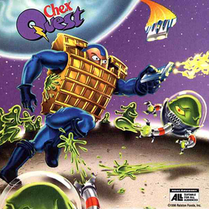 Chex Quest - Image: Chex Quest front cover
