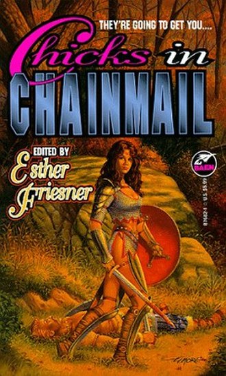 Chicks in Chainmail - First edition