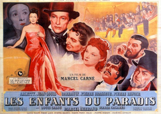 1945 French film directed by Marcel Carné