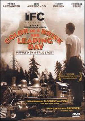 Color of a Brisk and Leaping Day - DVD cover
