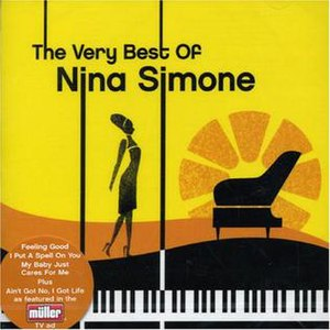 The Very Best of Nina Simone - Image: Cover front