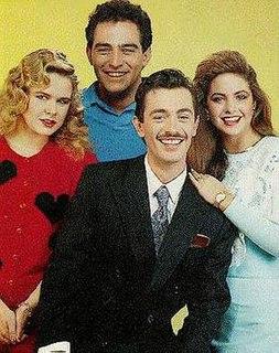 <i>Cuando llega el amor</i> television series