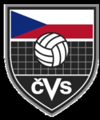 Czech Republic men's national volleyball team - Image: Czech Republic volleyball team