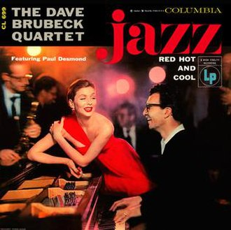 Jazz: Red Hot and Cool - Image: Dave Brubeck JRH&C