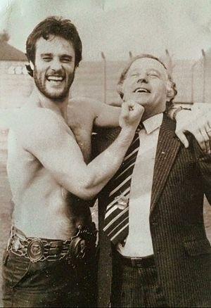 David Pearce (boxer) - Pearce in 1983