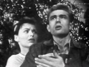 "Robert Montgomery Presents - Sandra Michael scripted the 1953 Robert Montgomery Presents drama ""Harvest"" with James Dean and Nancy Sheridan"