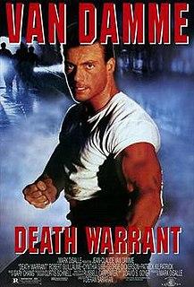<i>Death Warrant</i> (film) 1990 film by Deran Sarafian
