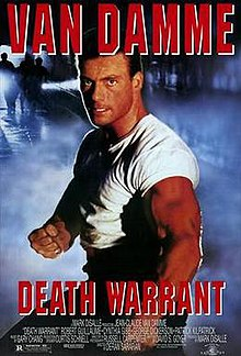 Death Warrant movie