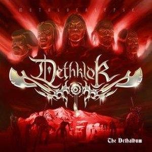 The Dethalbum - Image: Dethalbum Deluxe