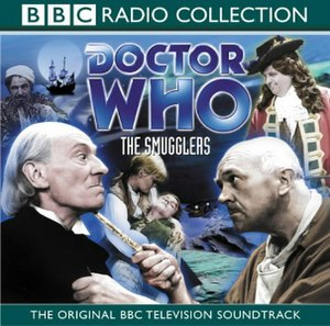 Doctor Who (season 4) - Cover art of the soundtrack release for first serial of the season