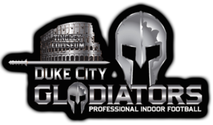 2015 Duke City Gladiators season - Image: Duke City Gladiators CIF logo