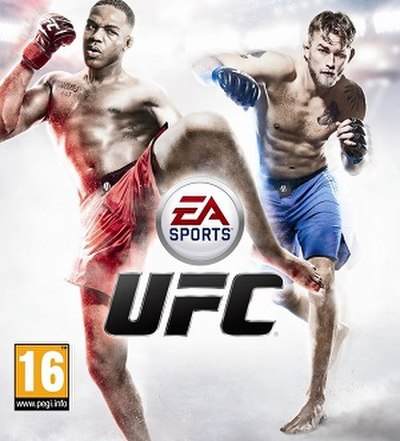 Picture of a game: Ea Sports Ufc