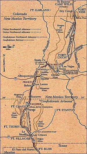 Eastern Confederate Arizona