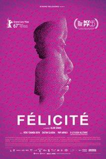 <i>Félicité</i> (2017 film) 2017 film