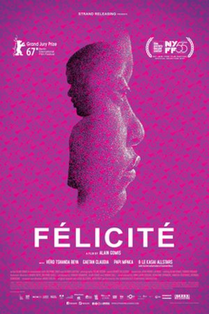 Félicité (2017 film) - Film poster