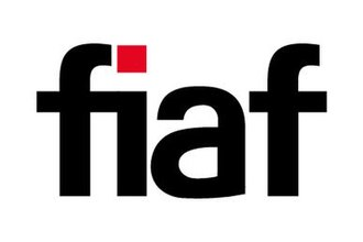 International Federation of Film Archives - FIAF logo from January 2015