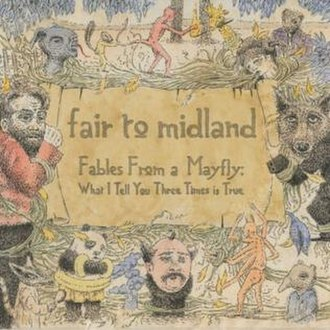 Fables from a Mayfly: What I Tell You Three Times Is True - Image: Fables from a Mayfly What I Tell You Three Times Is True
